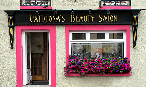 Contact catrionas beauty salon for Address beauty salon